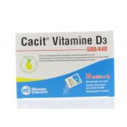 CACIT VITAMINE D3 500/440 30 SACHETS