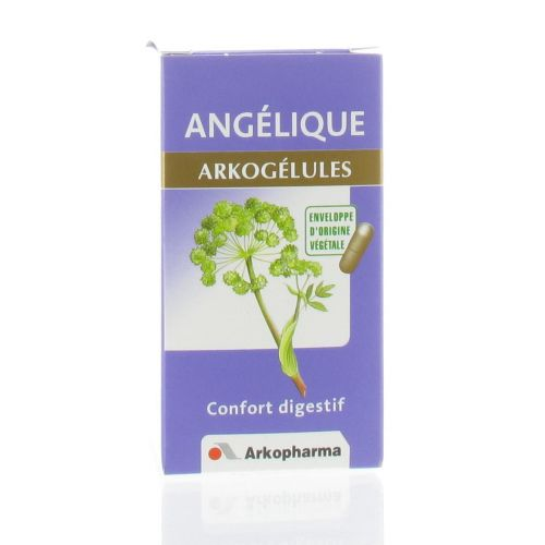ARKOGELULES ANGELIQUE VEGETALE 45 GELULES
