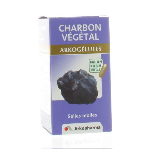 ARKOGELULES CHARBON VEGETAL 45 GELULES