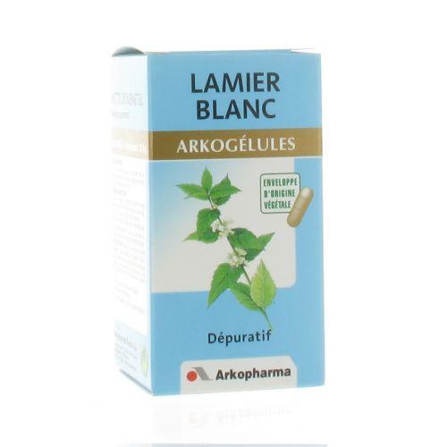 ARKOGELULES LAMIER BLANC 45 GELULES