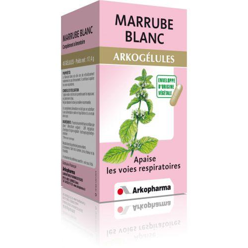 ARKOGELULES MARRUBE BLANC 45 GELULES