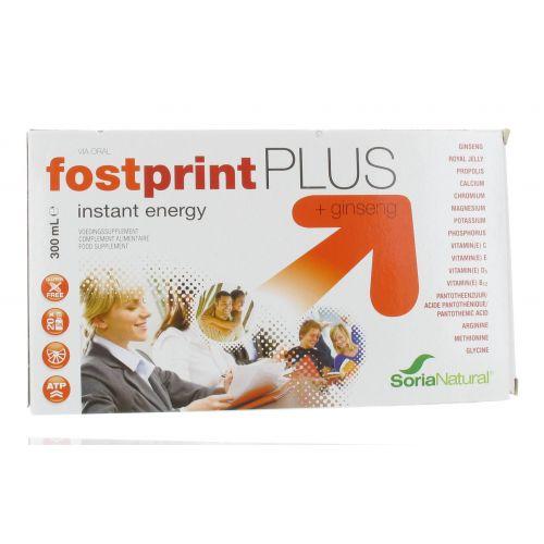 SORIA FOST PRINT PLUS AMPOULES BUVABLES 20 X 15 ML