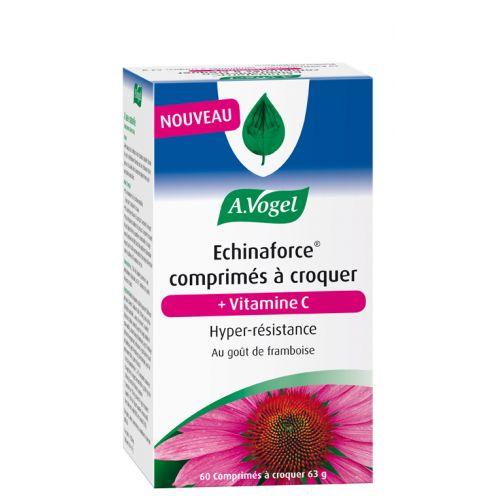 VOGEL ECHINAFORCE + VITAMINE C 60 COMPRIMES