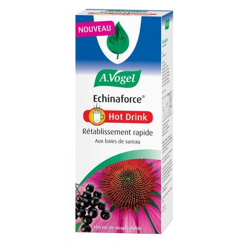 VOGEL ECHINAFORCE HOT DRINK SIROP 100 ML