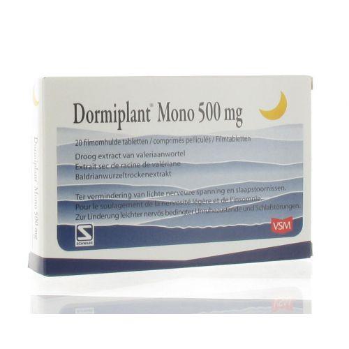 VSM DORMIPLANT MONO 20 COMPRIMES