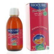 BIOCURE JUNIOR SIROP 180 ML