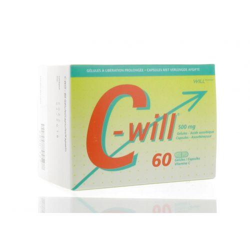 C-WILL 60 CAPSULES