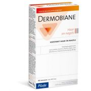 DERMOBIANE CHEVEUX ET ONGLES CAPSULES 40 X 605 MG