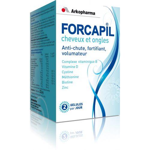 FORCAPIL 60 CAPSULES