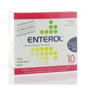 ENTEROL SACHETS 10 X 250 MG