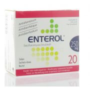 ENTEROL SACHETS 20 X 250 MG