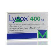 LYSOX SACHETS 14 X 400 MG
