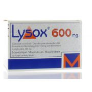 LYSOX SACHETS 30 X 600 MG