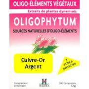 OLIGOPHYTUM CU-OR-ARGENT 300 COMPRIMES