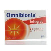 OMNIBIONTA INTEGRAL 30 COMPRIMES