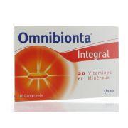 OMNIBIONTA INTEGRAL 60 COMPRIMES