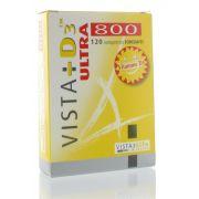 VISTA-D3 800 ULTRA 120 COMPRIMES