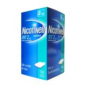 NICOTINELL COOL MINT GOMMES A MACHER 96 X 2 MG