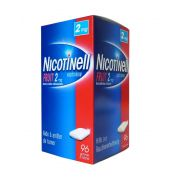 NICOTINELL FRUIT GOMMES A MACHER 96 X 2 MG