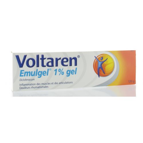 VOLTAREN EMULGEL 1% 120 G