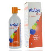 ALVITYL MULTIVITAMINES SIROP 150 ML