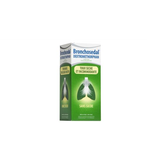 BRONCHOSEDAL DEXTRO 200 ML