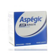 ASPEGIC 500 SACHETS 30 X 500 MG