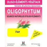 OLIGOPHYTUM FER 300 COMPRIMES