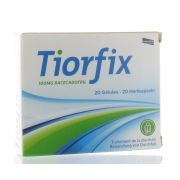 TIORFIX ADULTE CAPSULES 20 X 100 MG