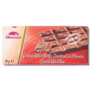 PRODIA CHOCOLAT LAIT NOISETTES 85 G