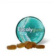 EUCALYGUM GOMME PECTORALE A SUCER AVEC SUCRE 40 G