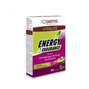 ORTIS ENERGY ENDURANCE 36 COMPRIMES